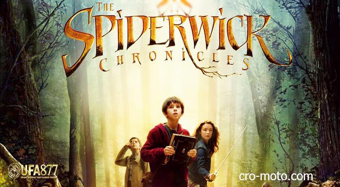 Spiderwick Chronicle ตำนานสไปเดอร์วิค